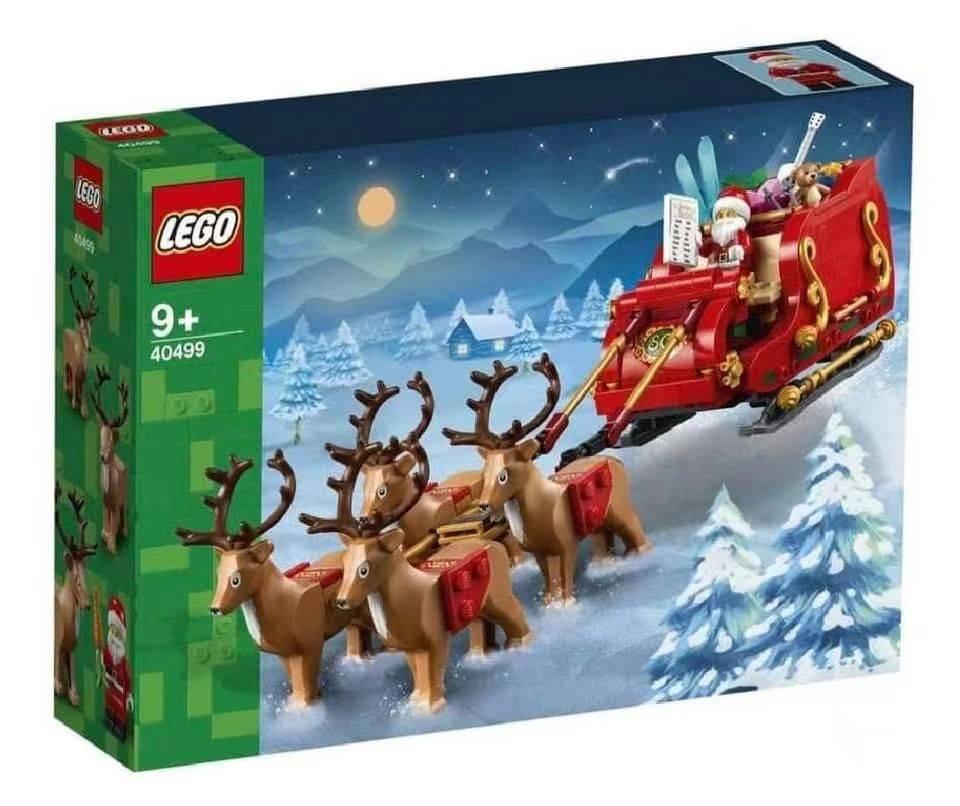 40499 santa's sleight front