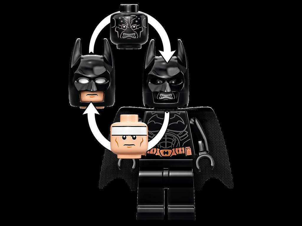 batman minifigure