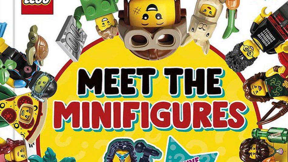 meet the minifigures banner